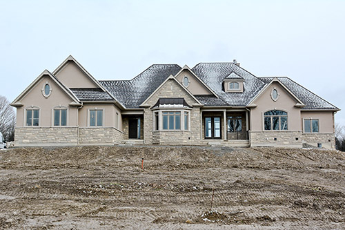 Custom home Ashburn Ontario 01